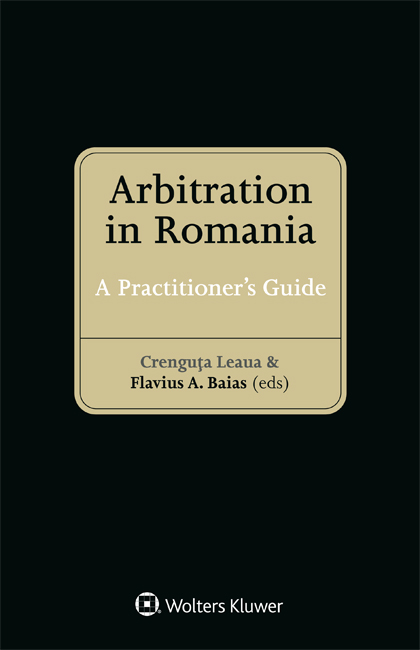5230 KLI omslag Arbitration in Romania_33mm samengesteld:cPDF2