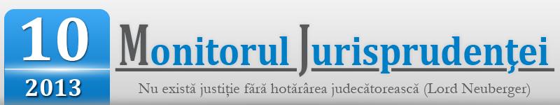 Monitorul Jurisprudentei nr.10