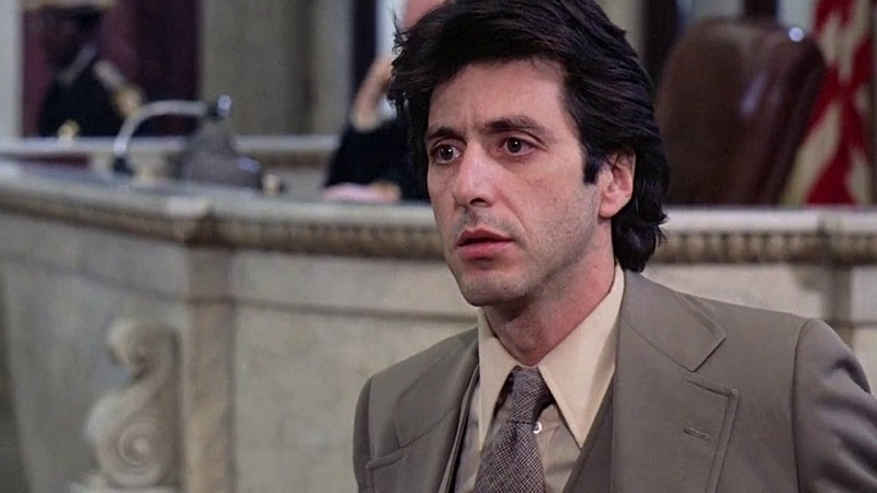 And justice for all - Al Pacino