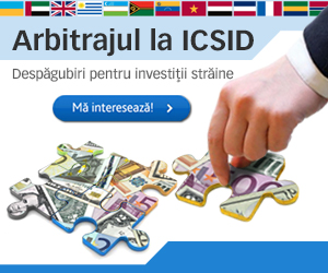 Arbitrajul la ICSID