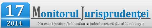 Monitorul Jurisprudentei nr. 17