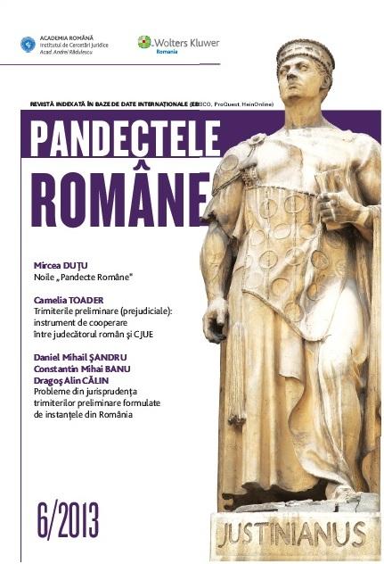 Pandectele Romane