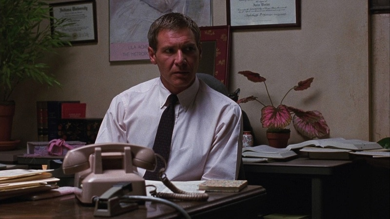 Presumed innocent - Harrison Ford