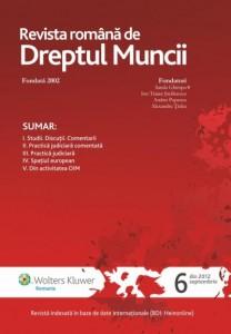 Revista Romana de Dreptul Muncii 6