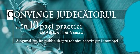 Convinge Judecatorul