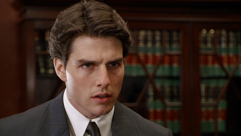 The Firm - Tom Cruise