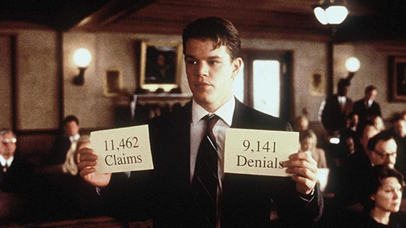 The Rainmaker - Matt Damon