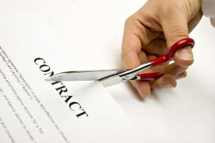 desfacere contract