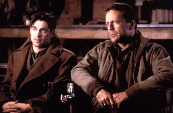 Colin Farrell, Bruce Willis
