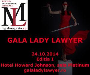 Gala Lady Lawyer