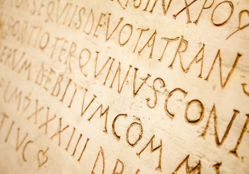 limba latina