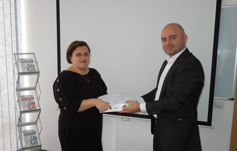 marele premiu - Daniela Gavrila