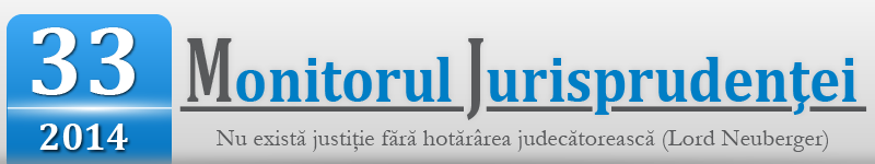 Monitorul Jurisprudentei