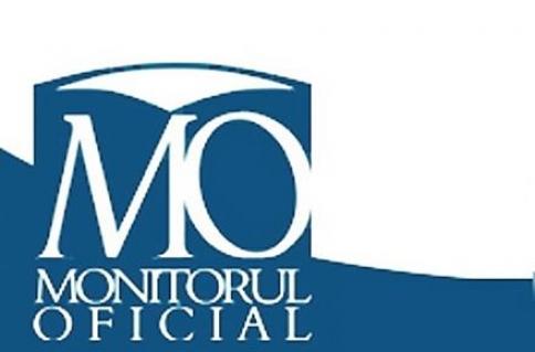 Monitorul Oficial Istoric