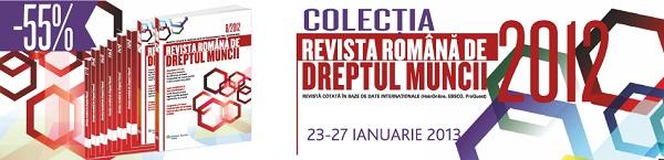 Colectia RRDM 2012