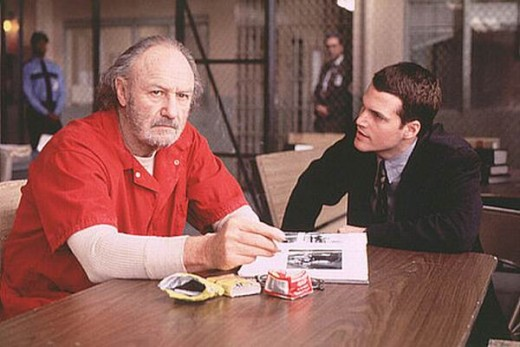 Chris O'Donnell, Gene Hackman